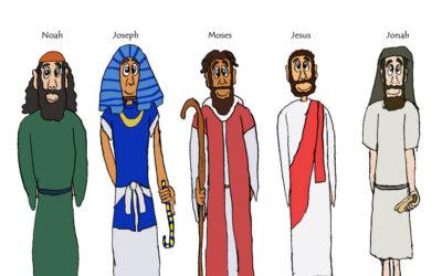 Bible Characters (Waymaker) – May/June 2021