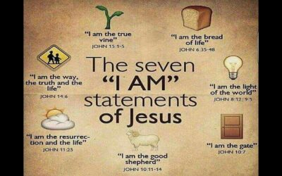 'I am' statements