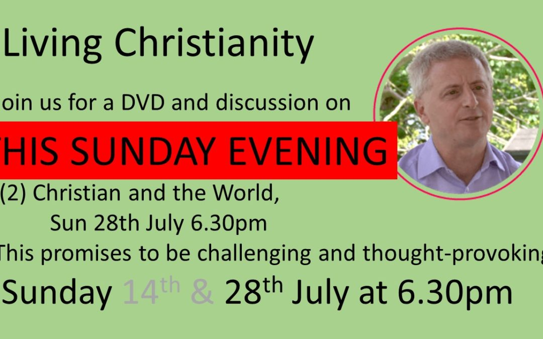 Living Christianity DVD Service