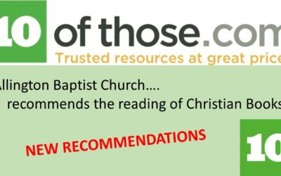 ABC encourages the reading of Christian books… click to see what's on offer from '10 of those'