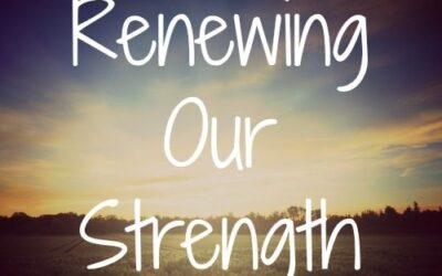 Renew Our Strength