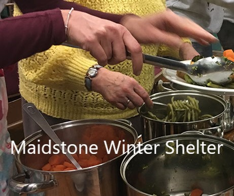 Maidstone Churches Winter Shelter